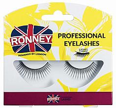 Parfémy, Parfumerie, kosmetika Umělé řasy, syntetické - Ronney Professional Eyelashes RL00024