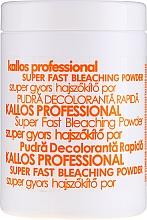 Parfémy, Parfumerie, kosmetika Prášek na odbarvení vlasů - Kallos Cosmetics Powder For Hair Bleaching