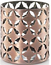 Parfémy, Parfumerie, kosmetika Svícen - Yankee Candle Moroccan Copper Jar Holder