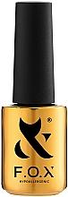 Parfémy, Parfumerie, kosmetika Kamuflážní báze na nehty - F.O.X Tonal Cover Base
