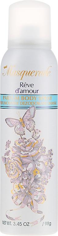 Deodorant - Masquerade Reve d'Amour Deo Spray