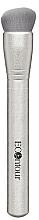 Parfémy, Parfumerie, kosmetika Štětec na konturování - Econtour Countouring Brush Premium Silver 03
