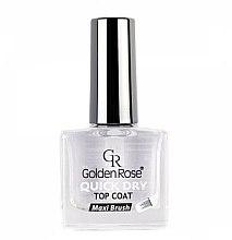 Parfémy, Parfumerie, kosmetika Vysoušeč pro lak - Golden Rose Quick Dry Top Coat