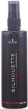 Parfémy, Parfumerie, kosmetika Stylingový krém na vlasy - Schwarzkopf Professional Silhouette Setting Lotion