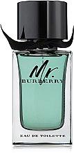 Parfémy, Parfumerie, kosmetika Burberry Mr. Burberry - Toaletní voda (tester s víkem)