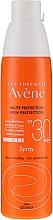 Parfémy, Parfumerie, kosmetika Opalovací sprej pro citlivou pleť SPF30 - Avene Solaires Haute Protection Spray SPF 30