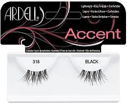 Parfémy, Parfumerie, kosmetika Umělé řasy - Ardell Lash Accents Black 318