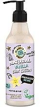 """Parfémy, Parfumerie, kosmetika Tělové mléko """"Madagaskarské sny"""" - Planeta Organica Vanilla Body Lotion Madagascar Dreams"""