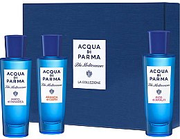 Parfémy, Parfumerie, kosmetika Acqua di Parma Blu Mediterraneo Collection - Sada (edt/3x30ml)
