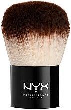 Parfémy, Parfumerie, kosmetika Štětec Kabuki - NYX Professional Makeup Pro Kabuki Brush