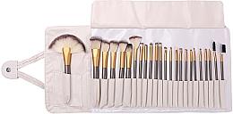 Parfémy, Parfumerie, kosmetika Sada štětců na make-up, 24ks - Lewer