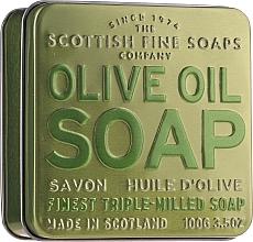 Parfémy, Parfumerie, kosmetika Mýdlo - Scottish Fine Soaps Olive Oil Soap In A Tin