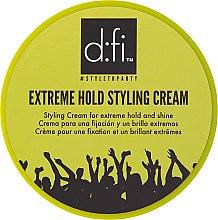 Parfémy, Parfumerie, kosmetika Styling-krém na vlasy - D:fi Extreme Hold Styling Cream