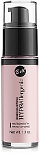Parfémy, Parfumerie, kosmetika Báze pod makeup - Bell Hypo Allergenic Mat&Smooth Make-Up Base
