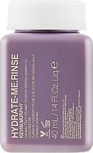 Parfémy, Parfumerie, kosmetika Kondicionér pro intenzivní hydrataci vlasů - Kevin.Murphy Hydrate-Me Rinse Conditioner (mini)