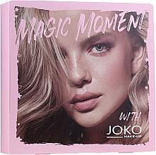 Parfémy, Parfumerie, kosmetika Sada - Joko (mascara/9ml + eye/shadow/7g + n/polish/10ml)
