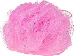 Parfémy, Parfumerie, kosmetika Houba do koupele, růžová - IDC Institute Design Mesh Pouf Bath Sponges