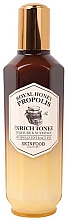 Parfémy, Parfumerie, kosmetika Pleťový toner - Skinfood Royal Honey Propolis Enrich Toner