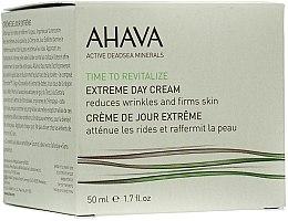 Parfémy, Parfumerie, kosmetika Vyhlazující a zpevňující denní krém - Ahava Extreme Day Cream