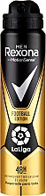 Parfémy, Parfumerie, kosmetika Deodorant antiperspirant pro muže - Rexona Men MotionSense La Liga Football Edition Antiperspirant