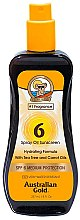 Parfémy, Parfumerie, kosmetika Opalovací sprej-olej - Australian Gold Tea Tree&Carrot Oils Spray SPF6