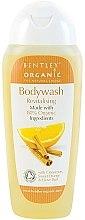 """Parfémy, Parfumerie, kosmetika Sprchový gel """"Oživení"""" - Bentley Organic Body Care Revitalising Bodywash"""