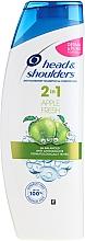 Parfémy, Parfumerie, kosmetika Šampon a kondicionér proti lupům 2v1 Čerstvé jablko - Head & Shoulders Apple Fresh Shampoo 2in1