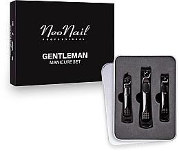 Parfémy, Parfumerie, kosmetika Manikúrní sada pro muže - NeoNail Professional Gentleman Manicure Set