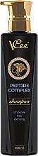Parfémy, Parfumerie, kosmetika Šampon na vlasy s peptidovým komplexem - VCee Shampoo Peptide Complex