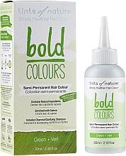 Parfémy, Parfumerie, kosmetika Polupermanentní barva na vlasy - Tints Of Nature Semi-Permanent Bold Colours