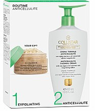 Parfémy, Parfumerie, kosmetika Sada - Collistar Routine Anticellulite (scr/150g + b/cr/400ml)