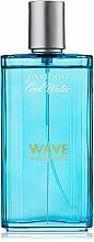 Parfémy, Parfumerie, kosmetika Davidoff Cool Water Wave - Toaletní voda Tester (s víčkém)