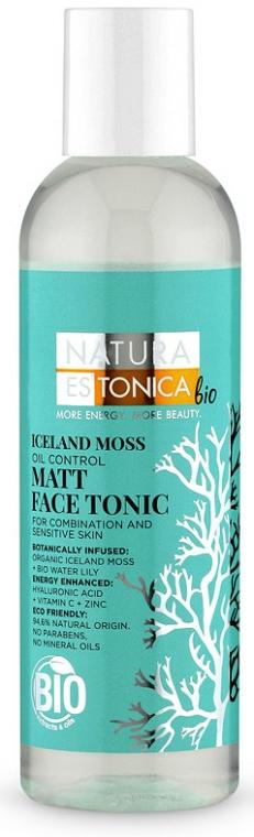 Pleťové tonikum Island Moss - Natura Estonica Iceland Moss Face Tonic