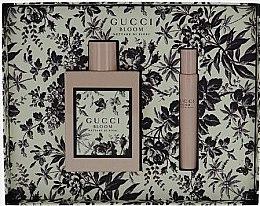 Parfémy, Parfumerie, kosmetika Gucci Bloom Nettare Di Fiori - Sada (edp/100ml + edp/7.4ml)