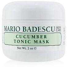 Parfémy, Parfumerie, kosmetika Pleťová maska Okurka - Mario Badescu Cucumber Tonic Mask