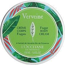Parfémy, Parfumerie, kosmetika Tělový krém - L'Occitane Verbena Body Cream