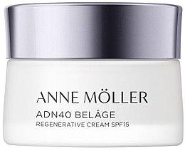 Parfémy, Parfumerie, kosmetika Krém na obličej - Anne Moller ADN40 Belage Regenerative Cream SPF15