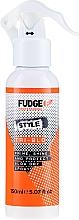 Parfémy, Parfumerie, kosmetika Sprej na vlasy - Fudge Tri-Blo Prime Shine And Protect Blow-Dry Spray