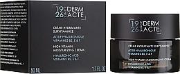 Parfémy, Parfumerie, kosmetika Multivitaminový hydratační krém - Academie Creme Hydratante Survitaminee