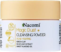 Parfémy, Parfumerie, kosmetika Čisticí pudr na obličej pro mastnou pleť - Nacomi Face Cleansing & Acne Fighting Powder Magic Dust