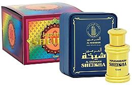 Parfémy, Parfumerie, kosmetika Al Haramain Sheikha - Olejový parfém (mini)