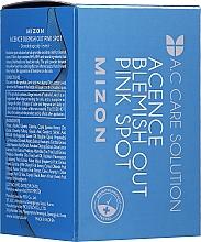 Parfémy, Parfumerie, kosmetika Účinný noční prostředek pro léčbu akné a zánětů - Mizon Acence Blemish Out Pink Spot