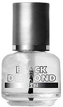 Parfémy, Parfumerie, kosmetika Přípravek na zpevnění nehtů - Silcare Black Diamond