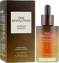 Parfémy, Parfumerie, kosmetika Koncentrovaná zklidňující ampule s obsahem pelyňku - Missha Time Revolution Artemisia Ampoule