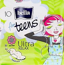 Parfémy, Parfumerie, kosmetika Vložky For Teens Ultra Relax, 10 ks. - Bella