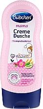 Parfémy, Parfumerie, kosmetika Krémový gel do sprchy - Bubchen Mama Creme-Dusche