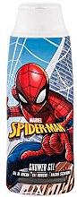 """Parfémy, Parfumerie, kosmetika Sprchový gel a šampon 2v1 """"Marvel Spiderman"""" - Marvel Spiderman Shower Gel"""
