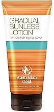 Parfémy, Parfumerie, kosmetika Samoopálovácí lotion s postupným učinkem - Australian Gold Gradual Sunless Lotion