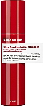 Parfémy, Parfumerie, kosmetika Vysoce citlivý čisticí přípravek na obličej - Recipe For Men Ultra Sensitive Facial Cleanser