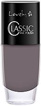 Parfémy, Parfumerie, kosmetika Lak na nehty - Lovely Nail Polish Classic